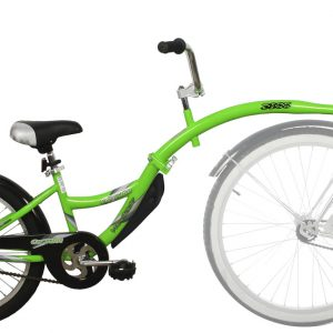 WeeRide Co Pilot Tagalong – Green