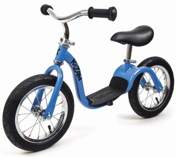 WeeRide Balance Bike in blue