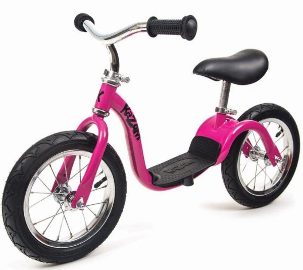 WeeRide Balance Bike in pink