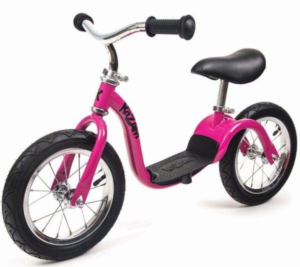 WeeRide Balance Bike in pink