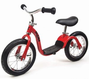 WeeRide Balance Bike in red