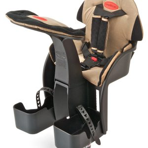 WeeRide Safe Front Deluxe Baby Bike Seat – Beige AMAZING LTD AUGUST OFFER £30 OFF