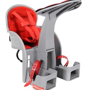 WeeRide Safe Front Baby Bike Seat – Red IN STOCK LTD QUANTITIES