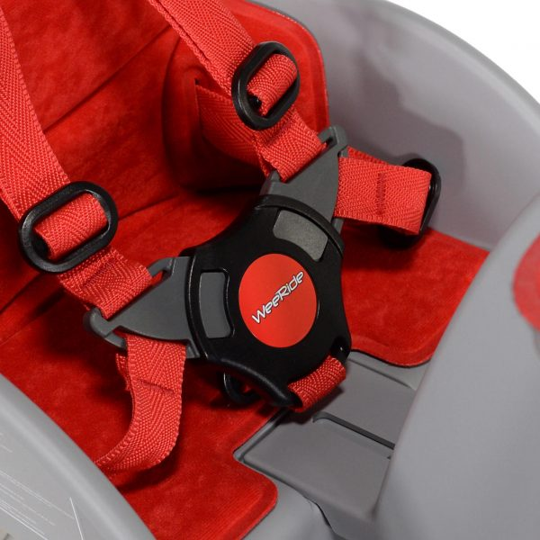 WeeRide Safe Front baby bike seat safety harness