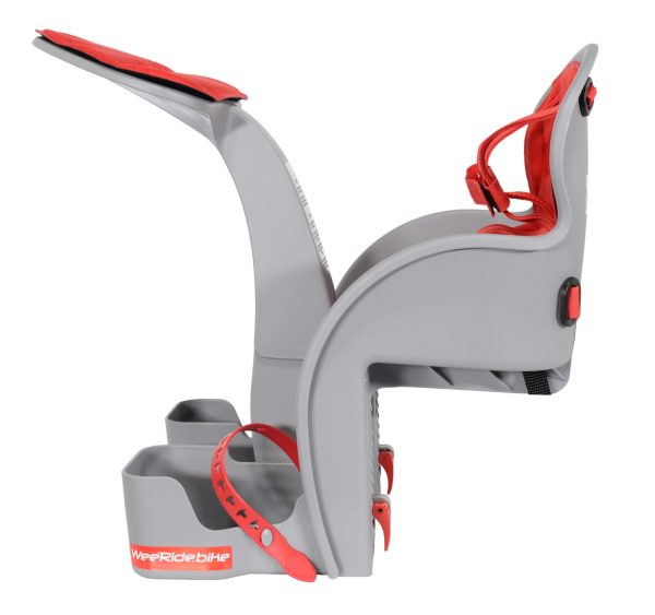 WeeRide Safe Front baby bike seat side view