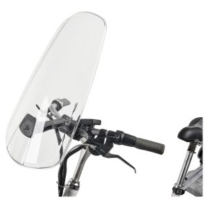 WeeRide bike windshield