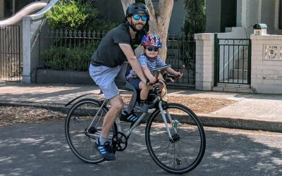 5 Tips for choosing the best kids bike seat