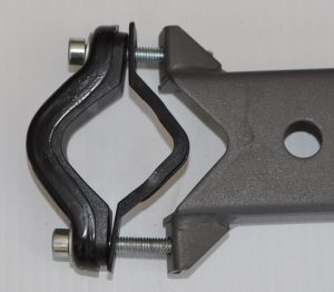 Weeride front bracket and screws