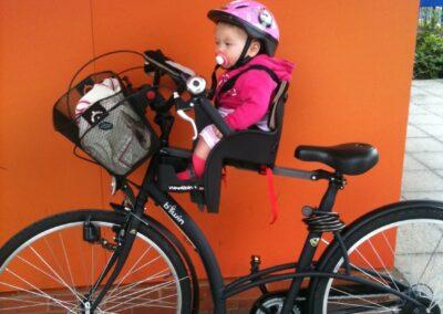 b'Twin Bikes