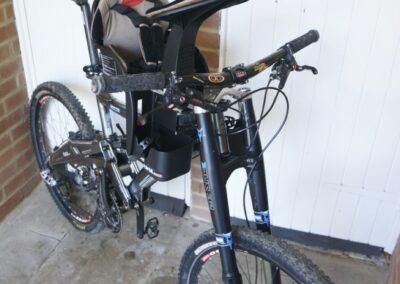 Various Whyte Bikes
