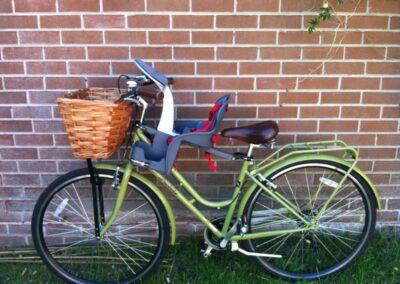 Various Step-Through Bikes