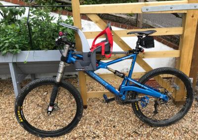 Various Cannondale Bikes