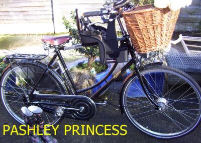 Various Pashley Bikes